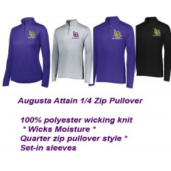 LB Augusta Attain 1/4 zip Men, Women