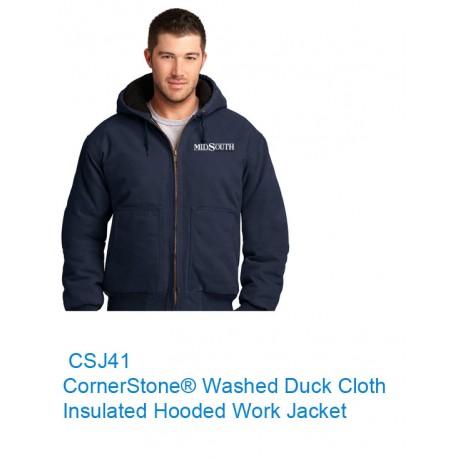 MidSouth Work Jacket CSJ41