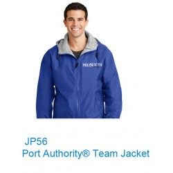 MidSouth Hooded Team Jacket JP56