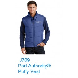 MidSouth J709 Men's puffy vest