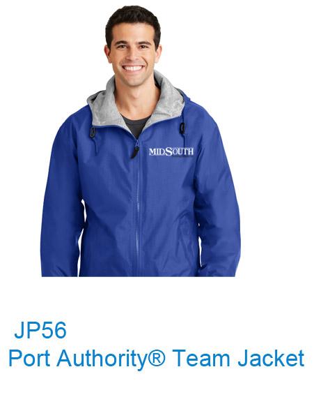 MidSouth Hooded Team Jacket JP56