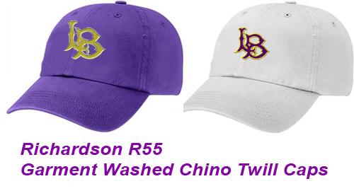 LB richardson r55
