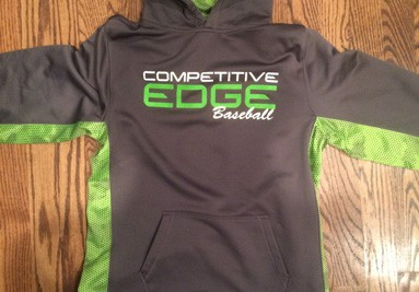 Sport Tek Edge Hoodie