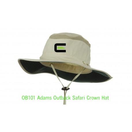 Comp Edge Safari hat