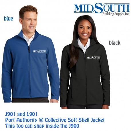 MidSouth J901 - L901 Softshell jacket