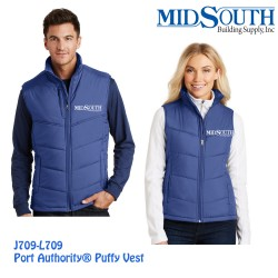 MidSouth J709-L709 puffy vest